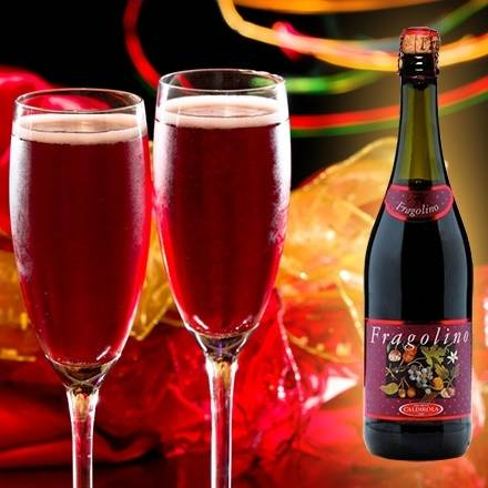 Fragolino вино