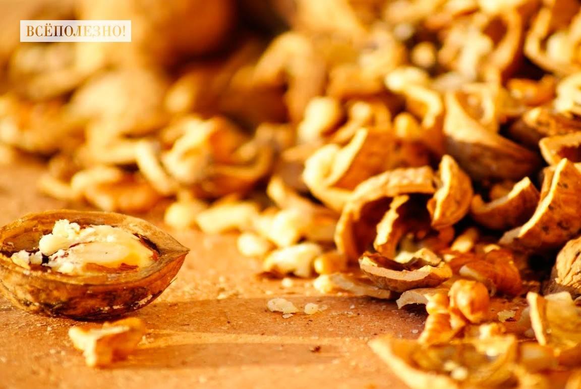 Настойка ореховой скорлупы на водке