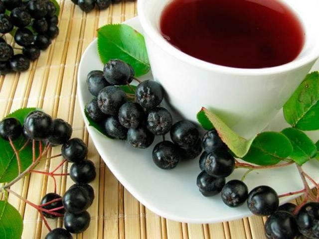 Черноплодная рябина с медом рецепт на зиму