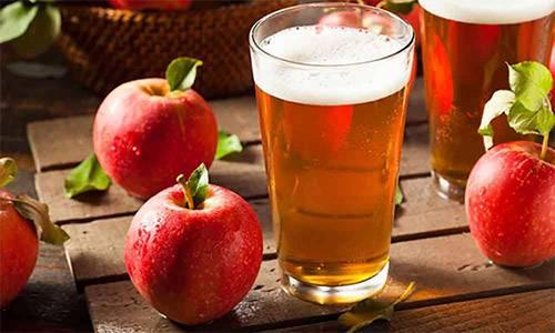 Сколько градусов в сидре яблочном разливном