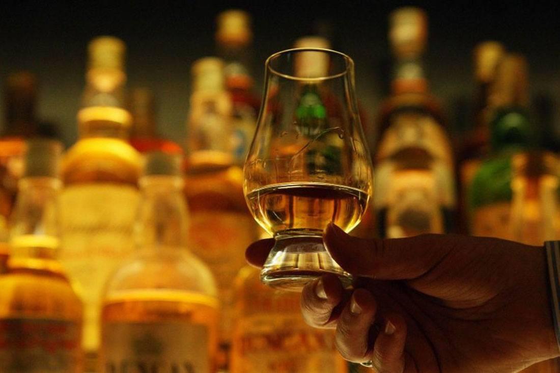 Что значит односолодовый виски