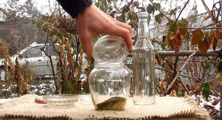 Настойка самогона на анисе рецепт