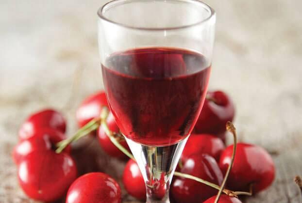 Настойка вишневая на самогоне рецепты