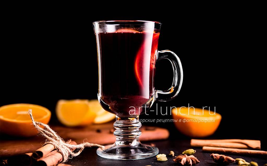 Ингредиенты для глинтвейна алкогольного