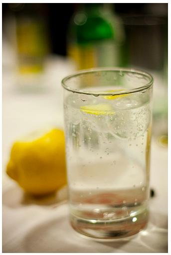 Коктейль джин тоник рецепт