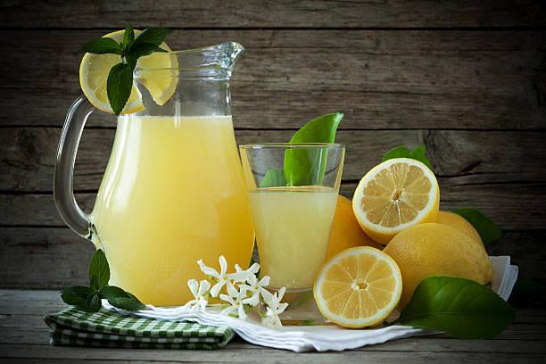 Апельсиновый напиток в домашних