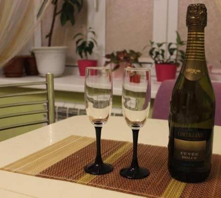 Этот вкус шампанским не перебить