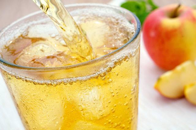 Приготовление яблочного сидра в домашних условиях