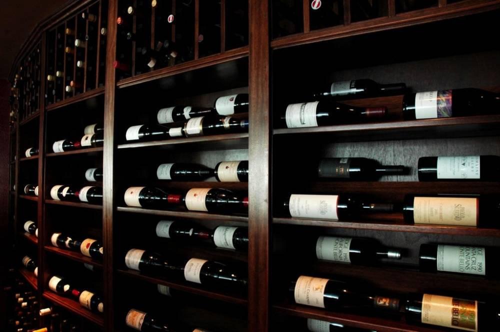 Температура хранения белого вина