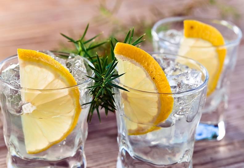 С чем пить джин бифитер