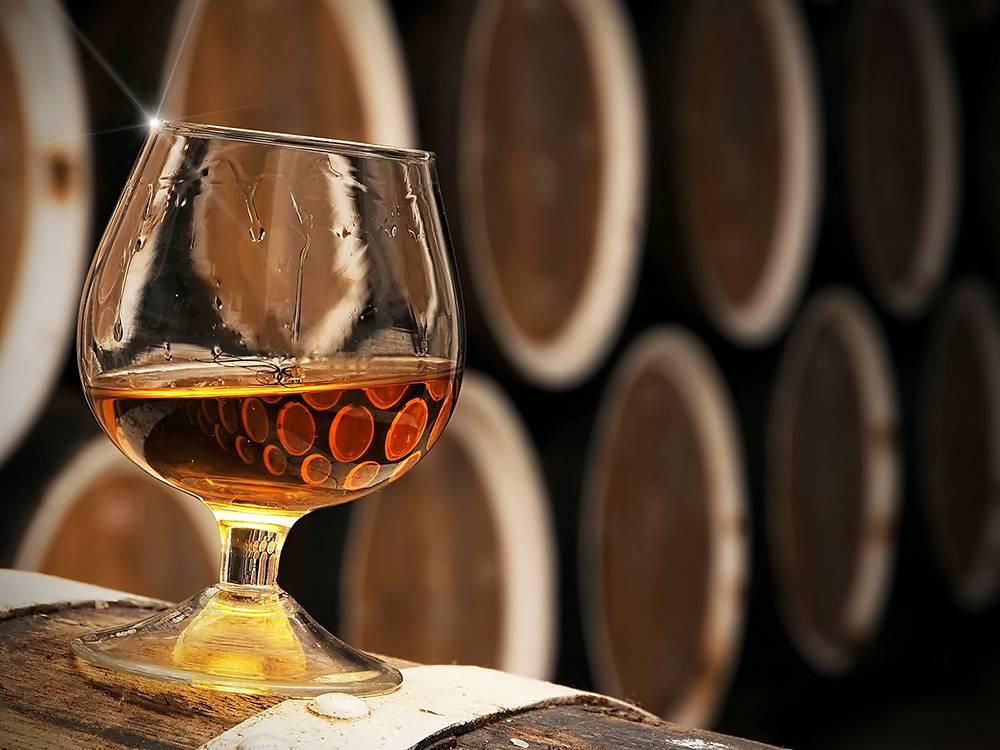 Трех солодовый виски