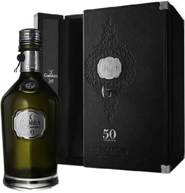 Односолодовый виски glenfiddich