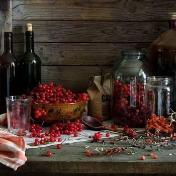 Лекарственные настойки на спирту