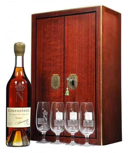 Виски courvoisier