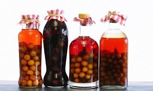 Ликер вишневый в домашних условиях рецепт