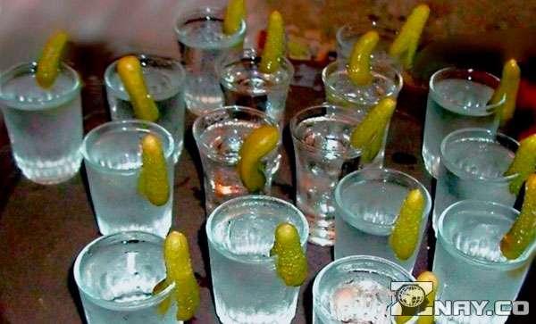 Элитные сорта водки
