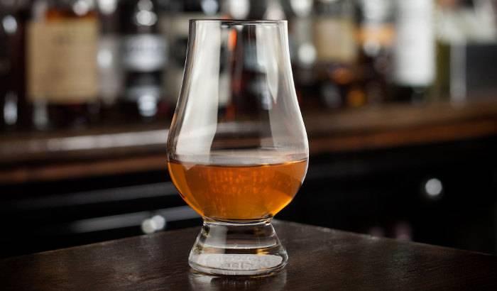 Как пьется виски