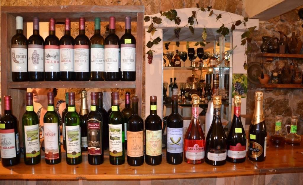 Лучшие абхазские вина названия