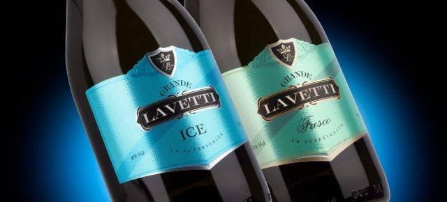 Шампанское lacetti crema