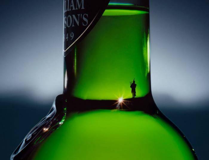 Виски с ванильным вкусом