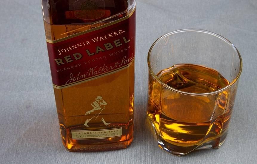 Виски джони волкер блек лейбл