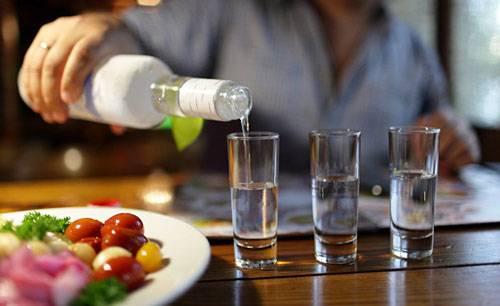 Формула спирта водки