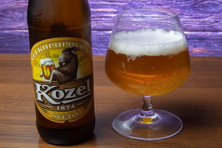 Пиво велкопоповицкий козел производитель