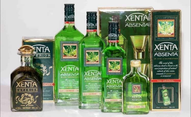 Зеленая фея коктейль состав