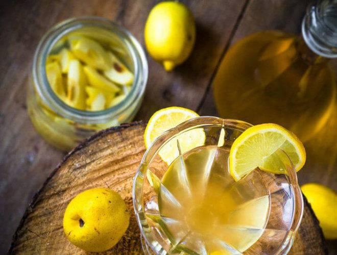 Настойка из айвы на водке рецепт