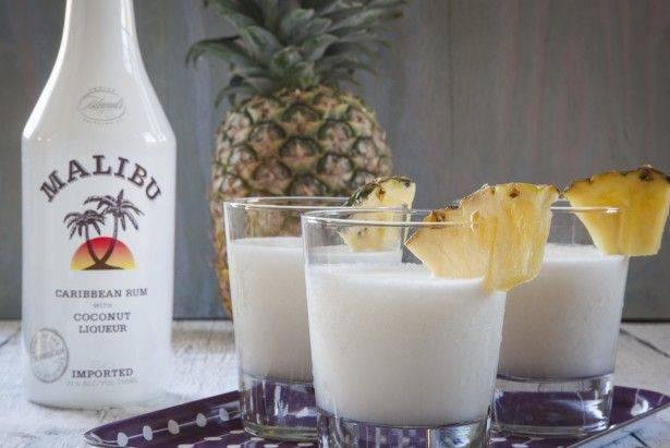 Алкогольный напиток малибу