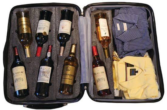 Нормы провоза алкоголя в багаже самолета