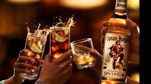 Виски captain morgan