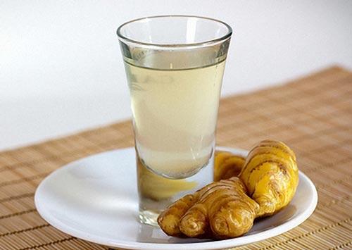 Рецепт имбирной настойки на спирту
