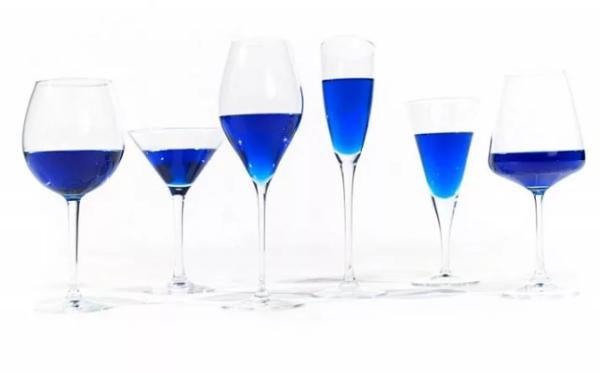 Вино голубая магия