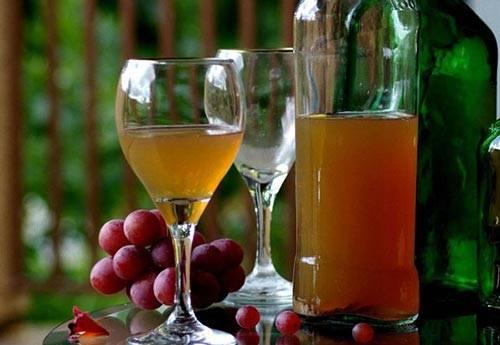 Брожение вина в домашних условиях сроки