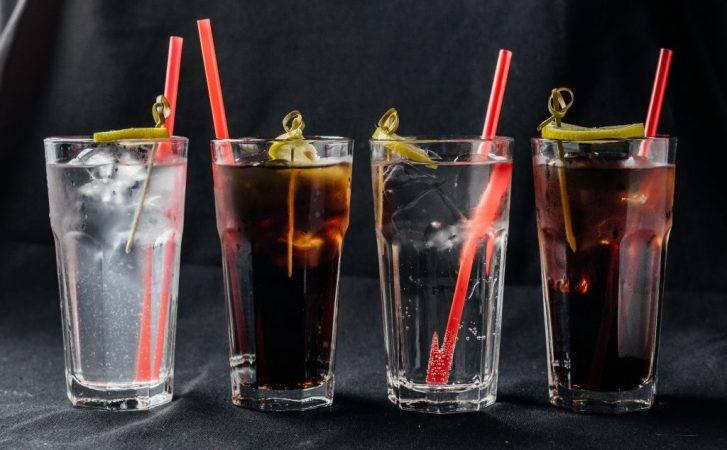 Чем разбавить джин