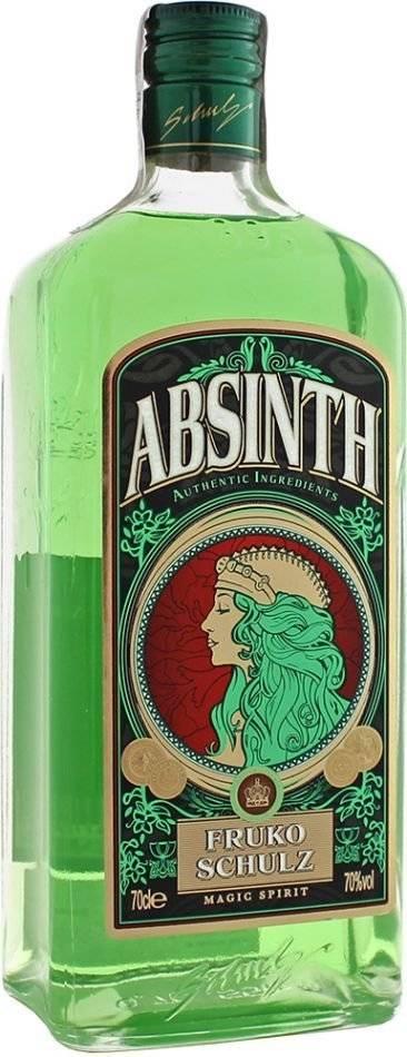 Absinth absolvent