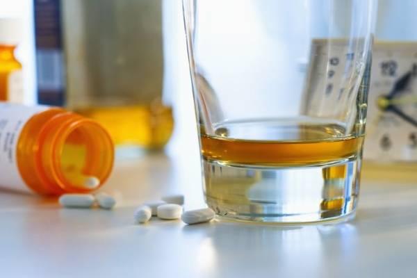 Можно ли смешивать антибиотики с алкоголем