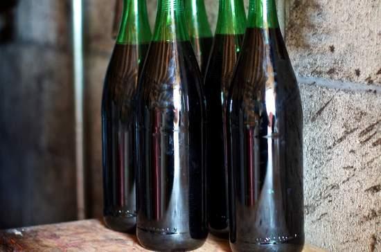 Вино из черноплодки в домашних условиях рецепт