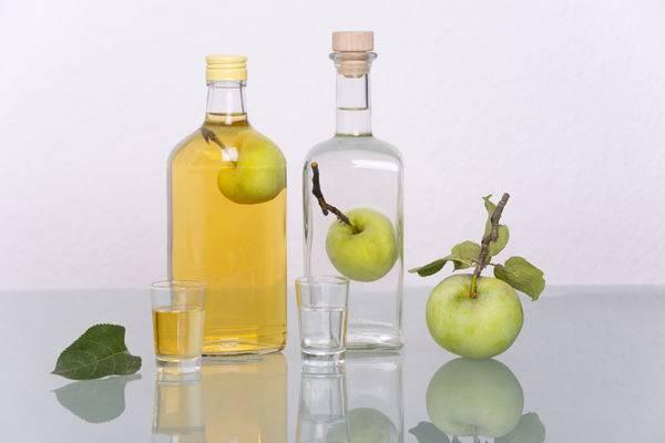 Алкогольные напитки из яблок в домашних условиях