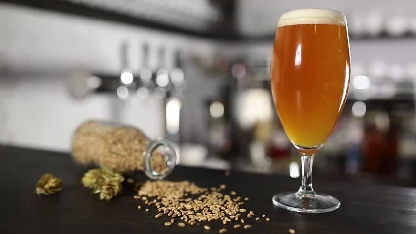 Драфтовое пиво