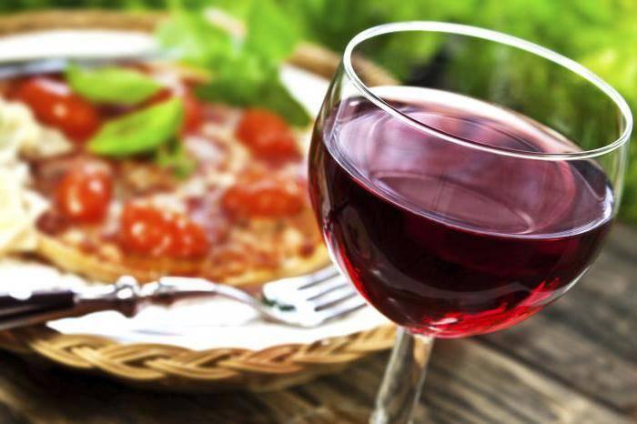 Что означает сухое вино