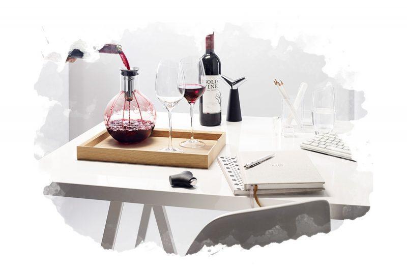 Колба для вина