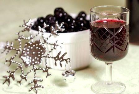 Рецепт настойки из черноплодной рябины на водке