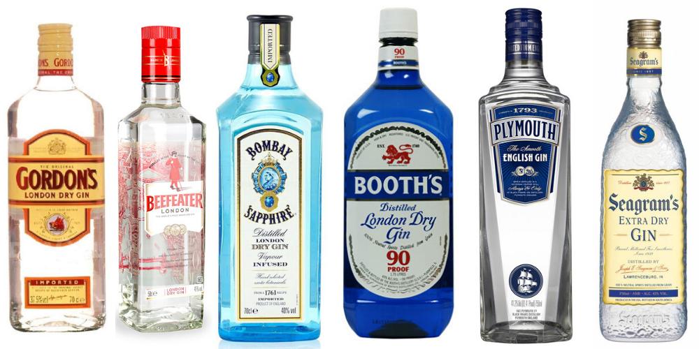 Как приготовить джин в домашних условиях