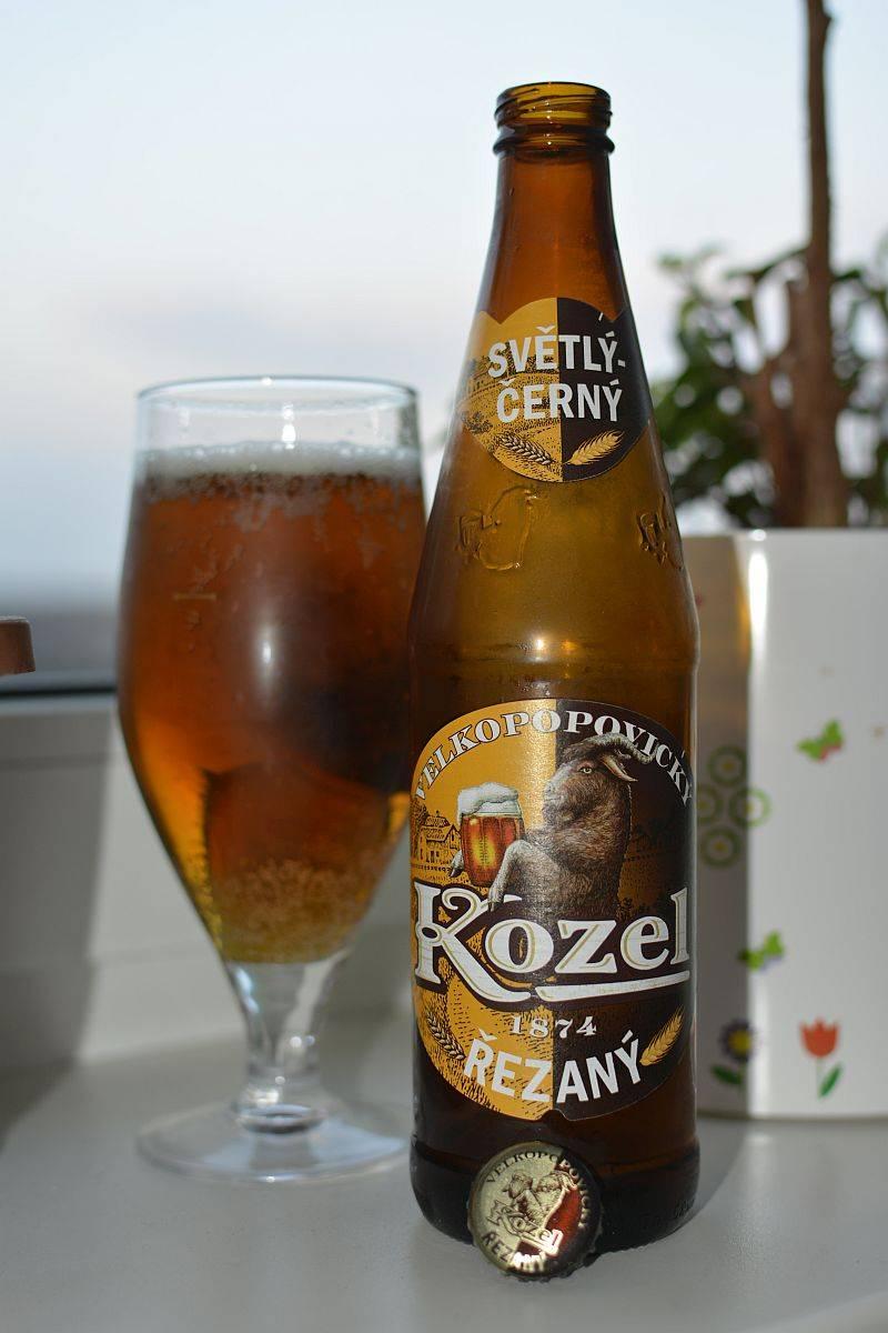 Пиво козел фото