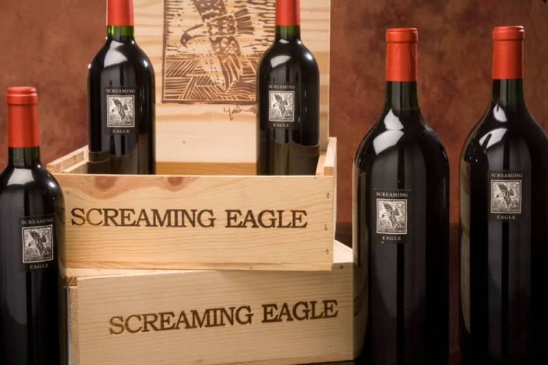 Самое дорогое красное полусладкое вино