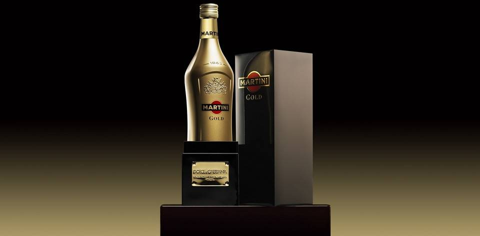 Итальянский вермут мартини