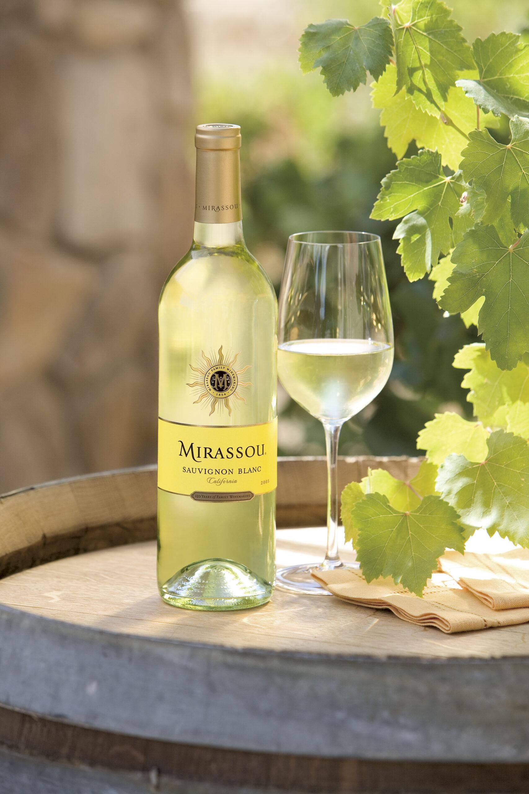 Вино совиньон бланк