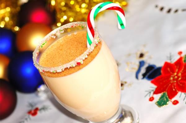Рождественский напиток эгног